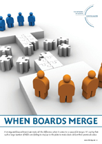When Boards Merge