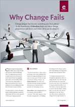 Why Change Fails