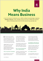 Why India Means Business - Arbinder Chatwal