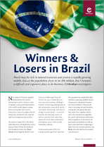 Winners & Losers in Brazil