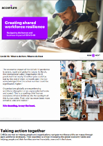 Creating Shared Workforce Resilience