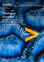 Thriving on Disruption