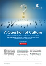 A Question of Culture