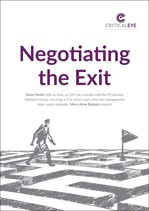 Negotiating the Exit