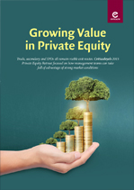 Growing Value in Private Equity