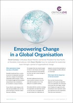 Empowering Change in a Global Organisation