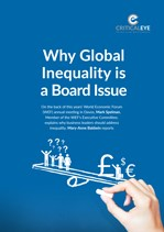 Why Global Inequality is a Board Issue