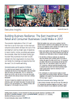 Retail: Building Business Resilience