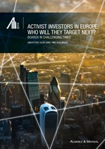 Activist Investors in Europe: Who Will They Target Next?
