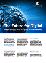 The Future for Digital