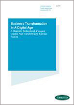 Business Transformation in a Digital Age