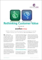 Rethinking Customer Value