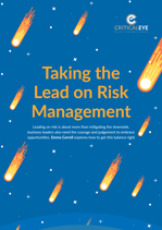 Taking the Lead on Risk Management
