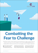 Combatting the Fear to Challenge