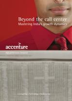 Beyond the Call Centre - Mastering India's Growth Dynamics