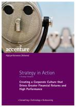 Creating a Corporate Culture that Drives Greater Financial Returns and Performance