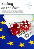 Betting on the Euro