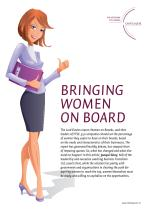 Bringing Women on Board
