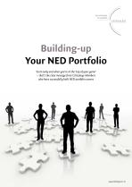 Building-up Your NED Portfolio