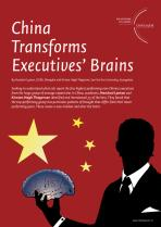 China Transforms Executives' Brains