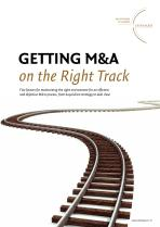 Getting M&A on the Right Track