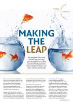 Making the Leap from CFO to CEO