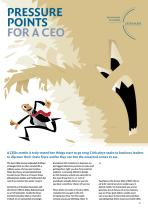 Pressure Points for a CEO