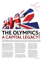The London 2012 Olympics: A Capital Legacy?