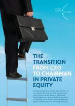 The Transition from CEO to Chairman in Private Equity
