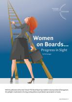 Women on Boards - Progress in Sight