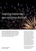 Inspiring Tomorrow's Non-Executive Directors